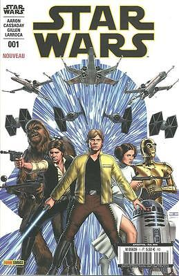 Star Wars N° 1 / Variant Edition : Skywalker Passe A L'attaque - Panini Comics