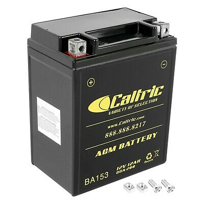 NICHE AGM Battery for YTX20HL fits Polaris Sportsman 500