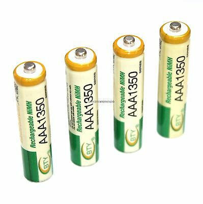 ANGELCARE BABY MONITOR RECHARGEABLE BATTERIES 1350mAh AAA