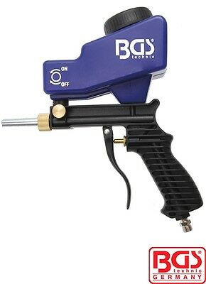 BGS Tools Air Sander Sand Blaster Gun Set 3244