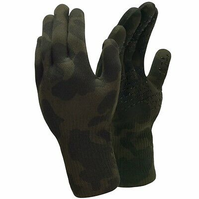 Dexshell Camouflage Camo Waterproof Windproof Breathable Gloves - Clearance