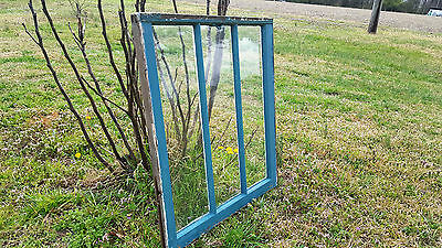 Vintage Sash Antique Wood Window Unique Frame Pinterest Wedding Three Pane 33X30