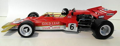 Quartzo 1/18 Scale - 18272 Team Lotus Type 72C #6 J. Rindt 1970 Austrian GP F1