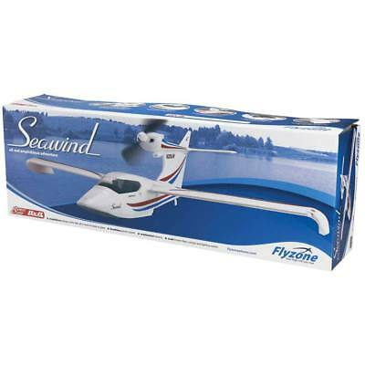 BRAND NEW SEAWIND EP SELECT SCALE ELECTRIC SEAPLANE 56.6 FLYZONE Rx-R FLZA4054