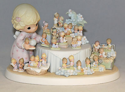 """""""From the Beginning…"""" Century Circle LE  Precious Moments Figurine 110238"""
