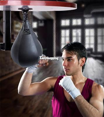 Punching Bags Speedball Fitness Boxing Training Muay Thai MMA Speed Bag Exercise