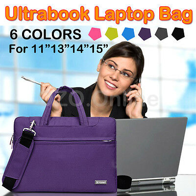 "Ultrabook Sleeve Carry Case Cover for Macbook Pro Air 11""13"" 14""15"" Laptop Bag"