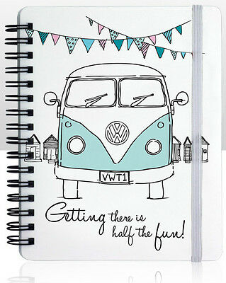 VW Volkswagen Note books - Getting there is half the fun