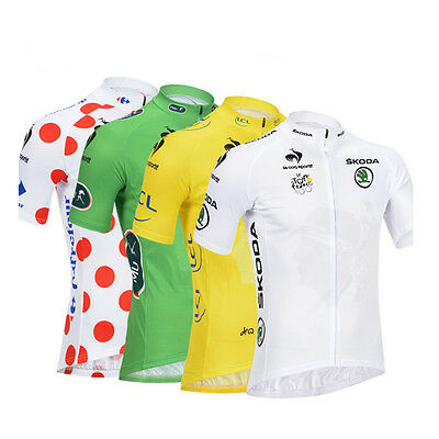 New Short sleeve New Bike Bicycle men's team outdoor cycling jersey cycling tops