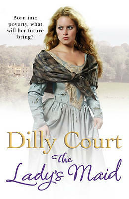 The Lady's Maid by Dilly Court, Book, New (Paperback)