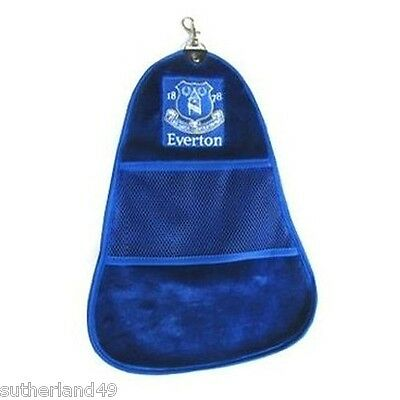 Everton FC Cleanswing Golf Bag Towel - The Toffees - Peoples Club