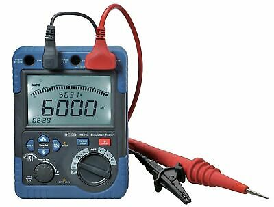 REED R5002 High-Voltage Digital Megohmmeter, HV Insulation Resistance Tester