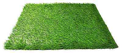 Replacement Pet Dog Pee Turf Bathroom Relief, Tinkle Toilet Potty Pad, Cleanup