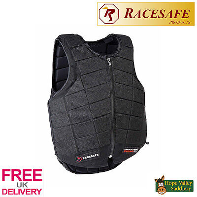 Racesafe Adult Provent 3 Body Protector **FREE UK Shipping**