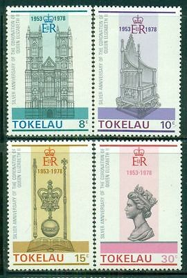 Tokelau 1978 Coronation  MNH