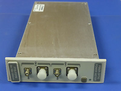 Newport PTS-FOPM Fiber-Optic Power Meter Module for 8200/8800, FOPM-IR-02-55