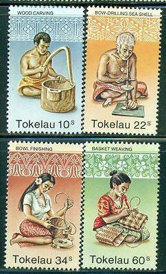 Tokelau 1982 Handicrafts  MNH