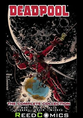 DEADPOOL BY DANIEL WAY COMPLETE COLLECTION VOLUME 3 GRAPHIC NOVEL (448 Pages)