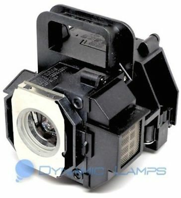 New Osram Elplp49 / V13H010L49 Replacement Lamp And Housing For Epson Projectors