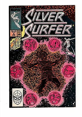 Silver Surfer #9 NM Rogers, Rubinstein, Champion Runner, Possessor, Grandmaster