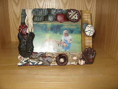 Baseball Sports Picture Frame