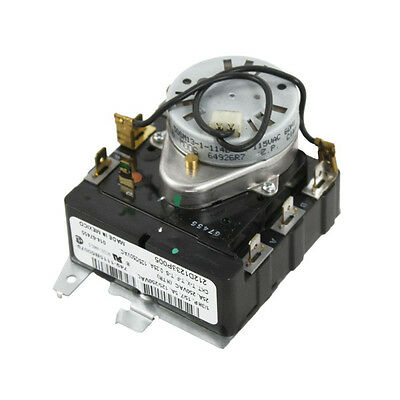 New Factory Original GE Hotpoint Dryer Timer WE4M357 OEM