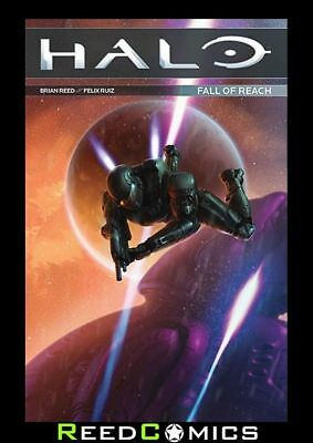 HALO FALL OF REACH GRAPHIC NOVEL New Paperback by Dark Horse Comics *296 PAGES*