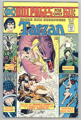 Tarzan #235 NM Giant, Kubert, Infantino, Manning, Congo Bill
