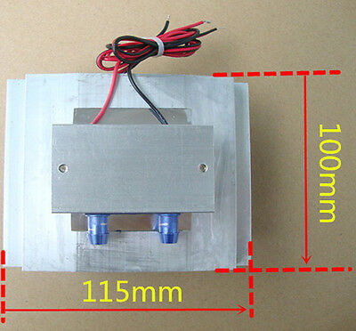 DIY Thermoelectric Cooler air conditioner 12V 1*fan 50W 1*TEC1-12706 parts