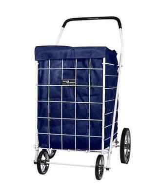 SHOPPING CART LINER - BRAND NEW - GROCERY - BLUE waterproof material (BRAND NEW)