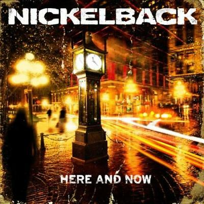 Nickelback - Here And Now New Cd