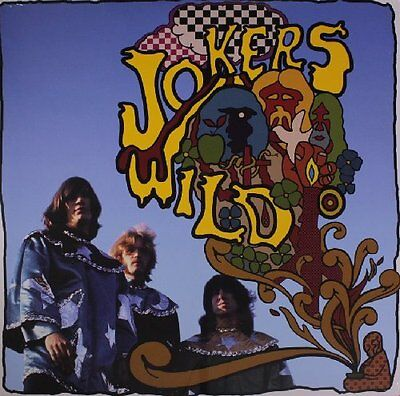 JOKERS WILD - Liquid Giraffe - LP 1967 - 69 Shadoks