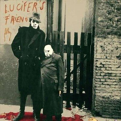 LUCIFER'S FRIEND - Lucifer's friend - LP 1970 Brain