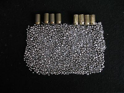 Stainless Steel Tumbling Media Reloader's Mix  Type 3 Refill / Budget Pack