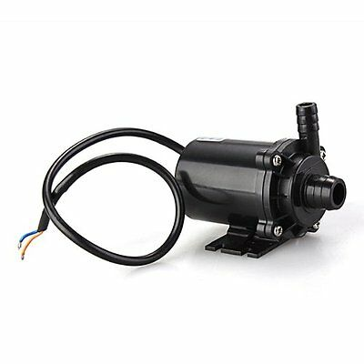 Submersible Water Pump for Fountain Pond Brushless 24V 540LPH DW Hot