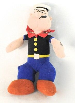 Vintage Popeye Plush Doll