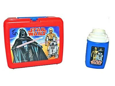 Vintage Star Wars Lunch Box w/ Thermos