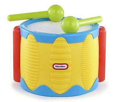 Little Tikes Tap-A-Tune Drum (627750M) Package Quantity:1,Style Name:CLASSIC NEW