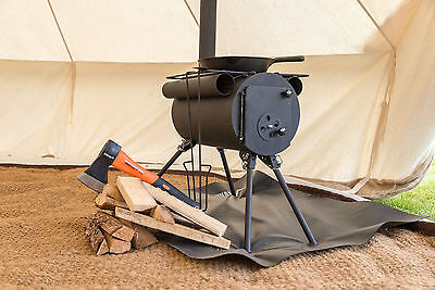 Bushcarft Woodburner Stove Outdoor Camping  Bell tent stove portable cooking