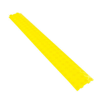 High Traffic Pedestrian Modular Drop-Over Cable Cover Ramp Concealer