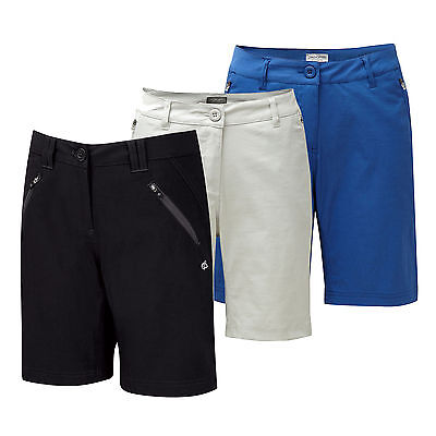 Craghoppers Womens Kiwi Pro Stretch Shorts Ladies