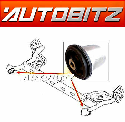 For NISSAN NOTE E11 2005-2012 REAR SUSPENSION AXLE MOUNTING BUSH X1 Karlmann