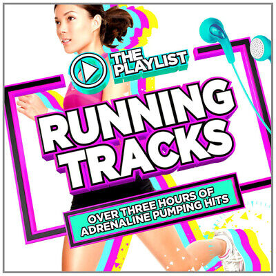 Various Artists : Running Tracks CD 3 discs (2014) Expertly Refurbished Product