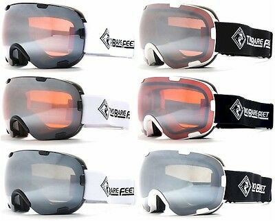 METHOD Ski Snow Goggles Snowboard Adult - By Two Bare Feet