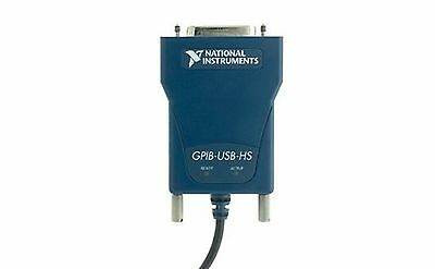NEW - National Instruments NI GPIB-USB-HS Interface Adapter