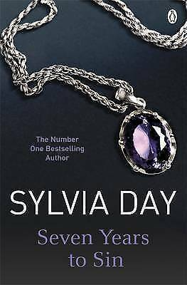Seven Years to Sin by Sylvia Day (Paperback) NEW BOOK