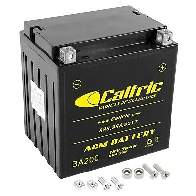 AGM BATTERY Fits POLARIS RANGER 570 EFI 2014 2015
