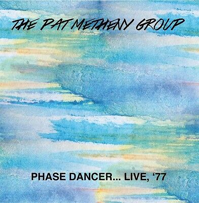 Pat Metheny Group - Phase Dancer...Live,77