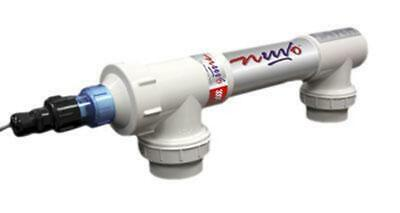 Nuvo Ultraviolet Water Sterilizer by Solaxx Model UV1500A for Above Ground Pools