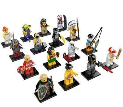 Lego New Series 3 Minifigures You Pick Which Minifigs 8803